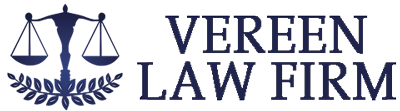 Vereen Law Firm Retina Logo